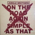 JUNGLE BROTHERS / ON THE ROAD AGAIN . SIMPLE AS THAT