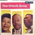 ELLA FITZGERALD,COUNT BASIE,JOE WILLIAMS / ONE O'CLOCK JUMP