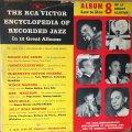 10インチ盤★THE RCA VICTOR ENCYCLOPEDIA OF RECORDED JAZZ ALBUM 8 / in 12 GREAT ALBUMS