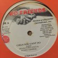 BRIAN & TONY GOLD & BUNNY GENERAL / GIRLS YOU CAN'T DO