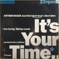 ARTHUR BAKER AND THE BACK BEAT DOSCIPLES / IT'S YOUR TIME 2枚組