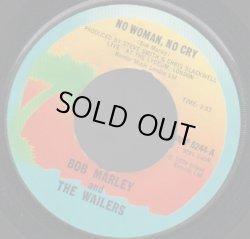 画像1: BOB MARLEY & THE WAILERS / NO WOMAN,NO CRY . KINKY REGGAE