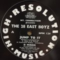 THE 28 EAST BOYZ / JUMP TO IT