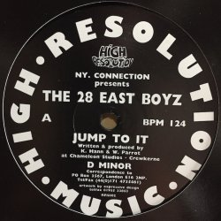 画像1: THE 28 EAST BOYZ / JUMP TO IT