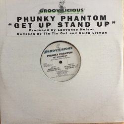 画像1: PHUNKY PHANTOM / GET UP STAND UP