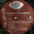 OVAL EMOTION / HIGHER & HIGHER