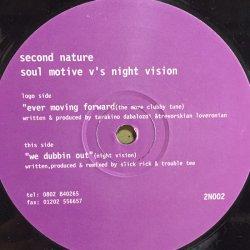 画像1: SECOND NATURE / SOUL MOTIVE V'S NIGHT VISION