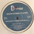 SOUTH STREET PLAYER / (WHO?)KEEPS CHANGING YOUR MIND (REMIX)