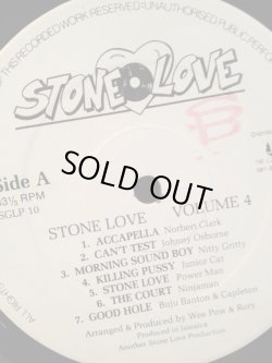画像3: STONE LOVE VOL.4 / DONT TEST THE LOVE