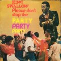 KING SPARROW / PLEASE DON'T STOP THE PARTY PARTY PARTY