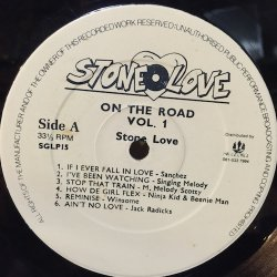 画像3: V.A / STONE LOVE ON THE ROAD VOL.1