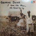 GEORGE DUKE / I LOVE THE BLEUS SHE HEARD MY CRY