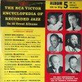 10インチ盤★THE RCA VICTOR ENCYCLOPEDIA OF RECORDED JAZZ ALBUM 5 / in 12 GREAT ALBUMS