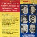 10インチ盤★THE RCA VICTOR ENCYCLOPEDIA OF RECORDED JAZZ ALBUM 1 / in 12 GREAT ALBUMS