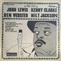 JOHN LEWIS / KENNY CLARKE BEN WEBSTER MILT JACKSON / OZONE-22