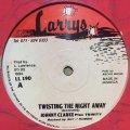 JOHNNY CLARKE & TRINITY / TWISTING THE NIGHT AWAY