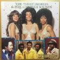 THE THREE DEGREES & PHILADELPHIA SOUNDS / NEW GOLD DISC