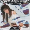 浜田麻里 / LOVE AND FREE