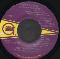 画像1: THE TEMPTATIONS / POWER