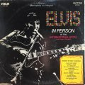 ELVIS / IN PERSON (2枚組) 2LP