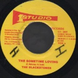 画像1: THE BLACKSTONES / THE SOMETIME LOVING