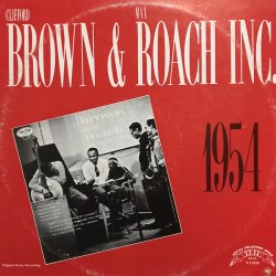 画像1: CLIFFORD BROWN & MAX ROACH INC.1954