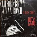 CLIFFORD BROWN & MAX ROACH / AT BASIN STREET 1956