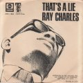 RAY CHARLES / THAT'S A LIE