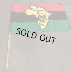 画像1: 旗 Marcus Mosiah Garvey (大)