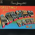 BRUCE SPRINGSTEEN / GREETINGS FROM ASBURY PARK