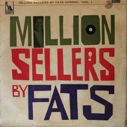 画像1: FATS DOMINO / MILLION SELLERS BY FATS