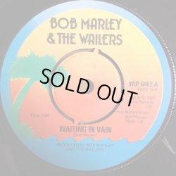 画像1: BOB MARLEY & THE WAILERS / WAITING IN VAIN / ROOTS