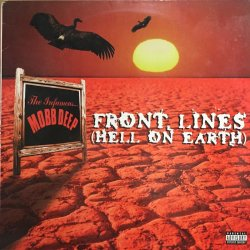 画像1: MOBB DEEP / FRONT LINES (HELL ON EARTH)