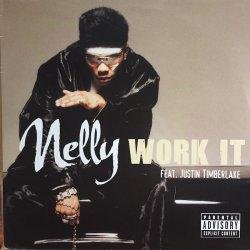 画像1: NELLY feat JUSTIN TIMBERLAKE/ WORK IT