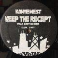 KANYE WEST / KEEP THE RECEIPT
