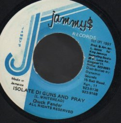 画像1: CHUCK FENDER / ISOLATE DI GUNS AND PRAY