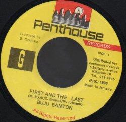 画像1: BUJU BANTON / FIRST AND THE LAST