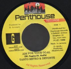 画像1: TANTO METRO & DEVONTE / AIM FOR YOUR GOAL