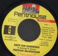 FREDDIE McGREGOR / KEEP ON RUNNING