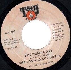 画像1: CHALICE AND LOVINDEER / POCOMANIA DAY