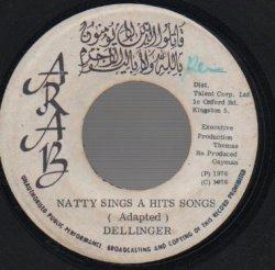 画像1: DILLINGER / NATTY SINGS A HITS DONGS